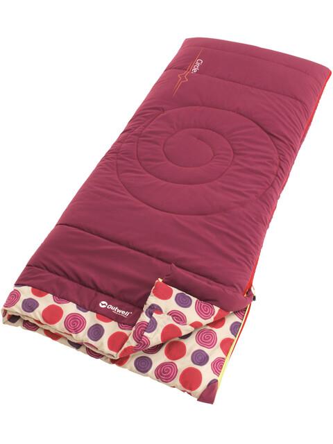 Outwell Circles Sovepose Børn pink